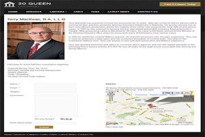 Profile Page_Criminal Defence Attorney Terry Mackean