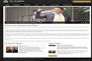 Criminal Lawyers Home Page