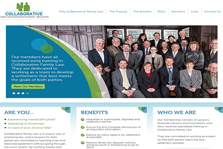 Collaborative Family Law Association of Waterloo Wellington