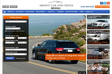 Decent Car and Truck Rental