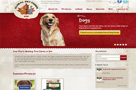 Global Pet Foods KW