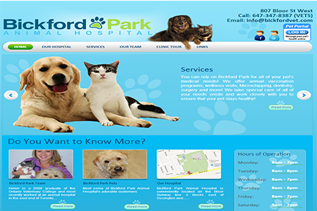 Bickford Park Animal Hospital