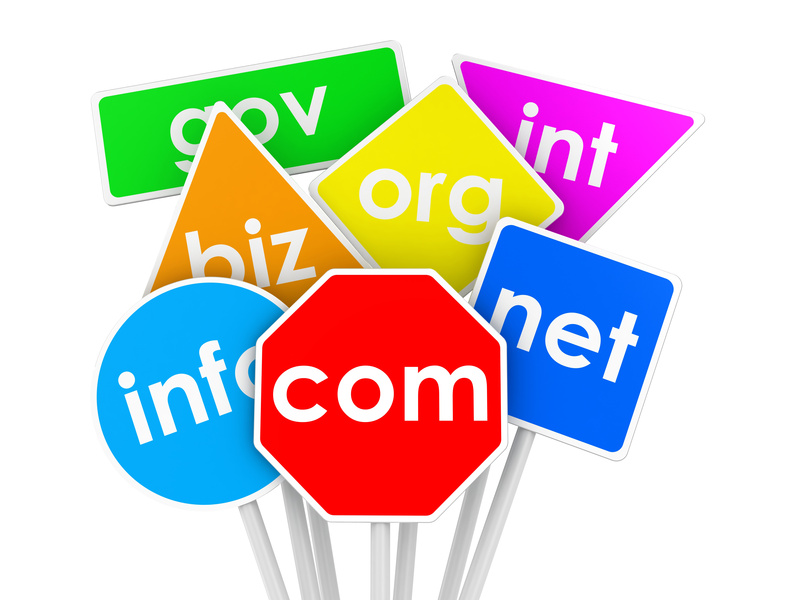 Domain name images